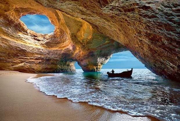 praia-de-benagil-melhores-praias-secretas-do-algarve