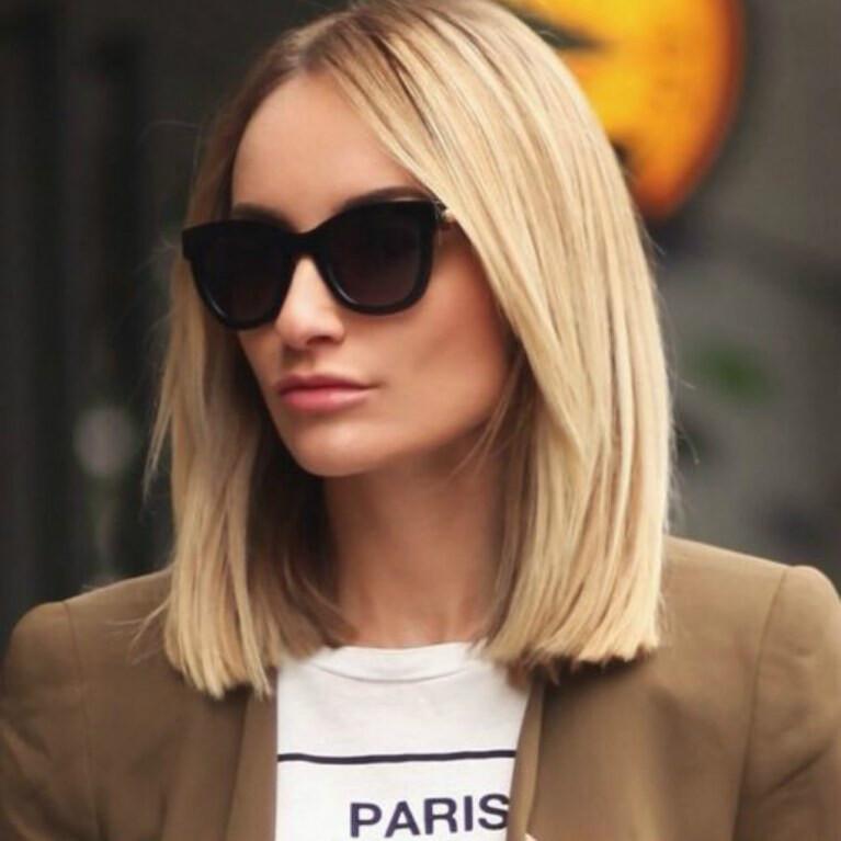 blunt-cut-tendência-de-cortes-de-cabelo-verão-2018