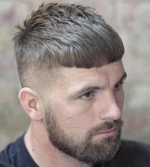 corte-caeser-tendência-de-cortes-de-cabelo-masculinos-verão-2018